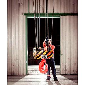 cabo de aço para elevar carga