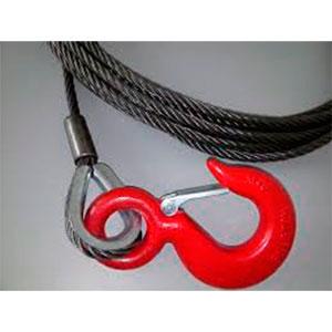 cabo de aço para guinchos