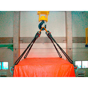 cabo de aço para movimentação de carga