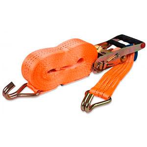 cinta com catraca para amarração de carga