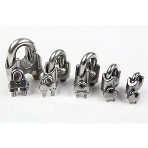 clips para cabo de aço